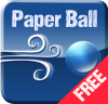 Paper Ball Free icon